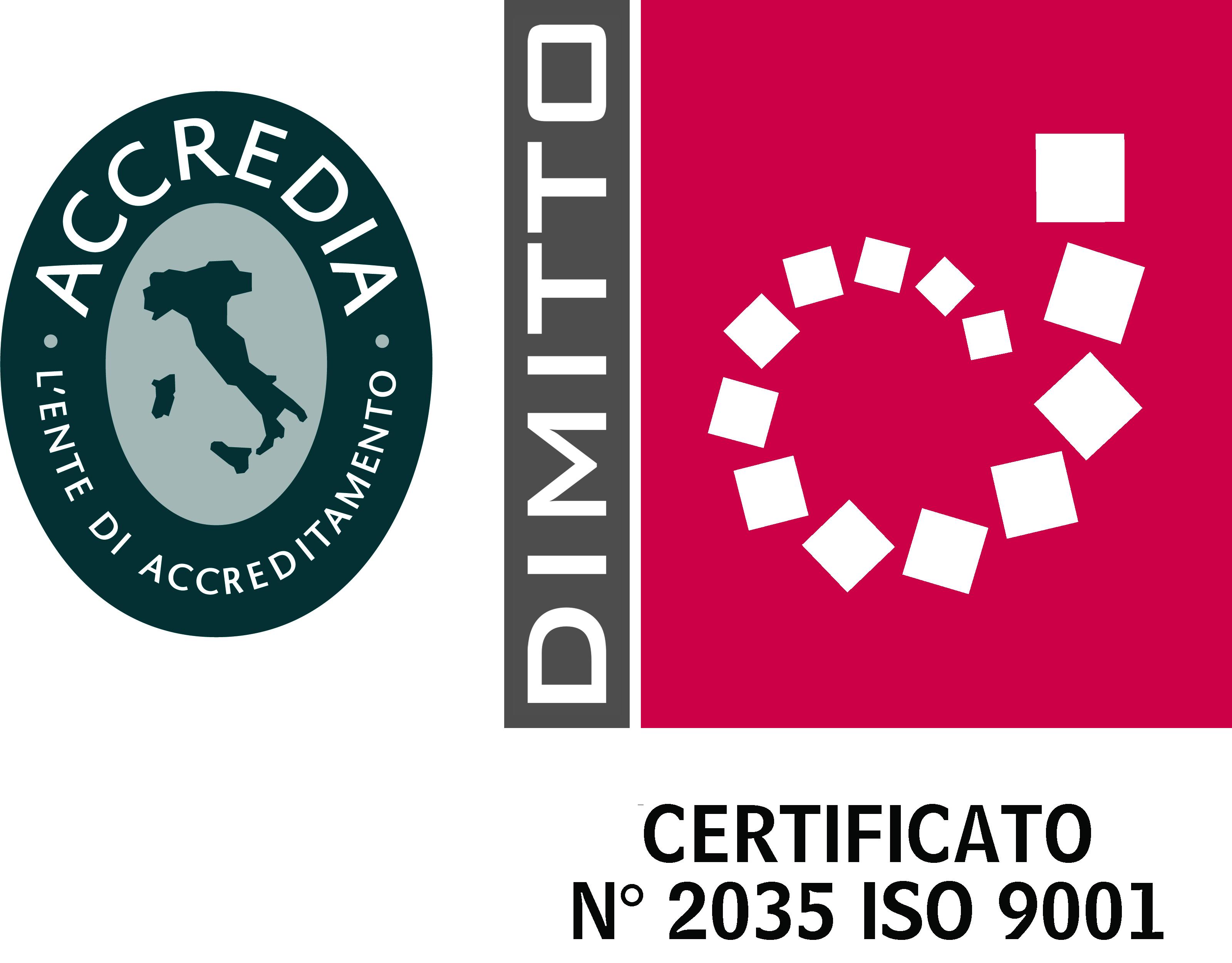 Certification Cps Srl